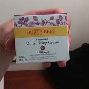 Firming moisturizer cream